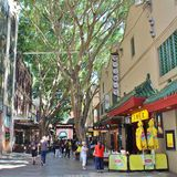 Chinatown, Sydney Royalty Free Stock Images