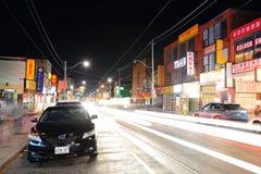 Chinatown Toronto arkivfoton