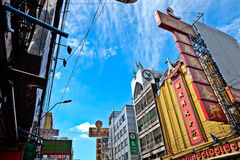 Chinatown royalty free stock image