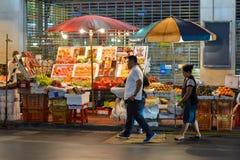 Chinatown w Bangkok, Tajlandia - Fotografia Stock