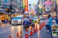 Chinatown w Tajlandia Zdjęcia Stock