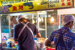 Chinatown w Tajlandia Zdjęcie Royalty Free