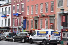 Chinatown in Washington DC Stock Photography