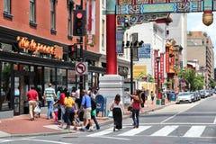 Chinatown, Washington DC Royalty Free Stock Image