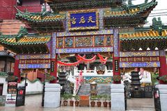 chinatown yokohama Στοκ Φωτογραφία