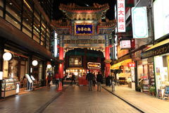 Chinatown, Yokohama, Japan stockfotografie