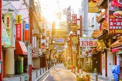 Chinatown Yokohama Royalty Free Stock Image