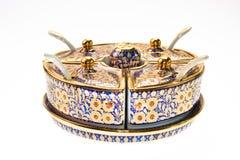 chinaware Royalty-vrije Stock Afbeeldingen