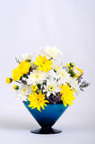 Chinaware med flora Royaltyfri Fotografi