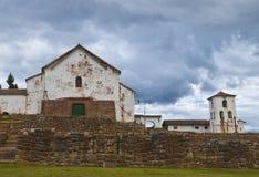 chinchero Περού στοκ φωτογραφίες
