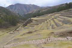Chinchero, Cuzco, Περού στοκ εικόνα με δικαίωμα ελεύθερης χρήσης