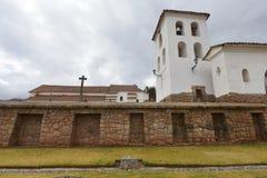 Chinchero, Cuzco, Perú Fotos de archivo