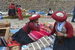 Chinchero, Peru Royalty Free Stock Photo