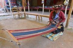 Chinchero, Peru Royalty Free Stock Photos