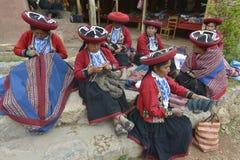 Chinchero, Peru Royalty Free Stock Photography