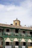 Chinchon, ισπανικός δήμος διάσημος για παλαιό μεσαιωνικό squar του Στοκ Φωτογραφία