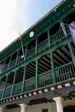 Chinchon, ισπανικός δήμος διάσημος για παλαιό μεσαιωνικό squar του Στοκ Φωτογραφίες