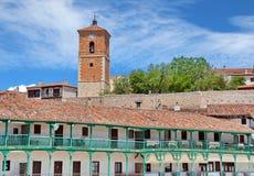 Chinchon, Испания Стоковые Фотографии RF