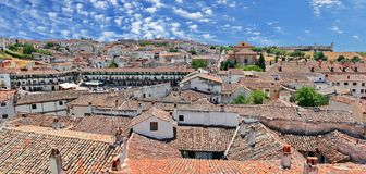 Chinchon Spain Royalty Free Stock Photos