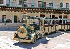 Chinchon, Spain stock image