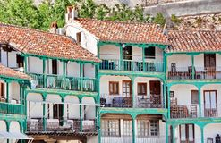 Chinchon Spain stock photo