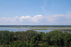 Chincoteague view Stock Photos