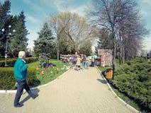 Chindia Park Targoviste Romania Stock Photos