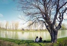 Chindia Park Targoviste Romania Royalty Free Stock Photo