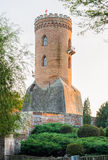 Chindia tower in  Romania Royalty Free Stock Photos