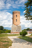 Chindia tower in Targoviste, Romania Royalty Free Stock Photography