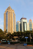 ¼ Chine de cityï de Qingdao Image libre de droits