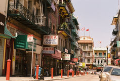 Chine Town photo stock