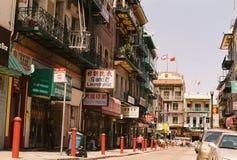 Chine Town arkivfoto