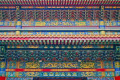 Chinease Tempel Stockfoto