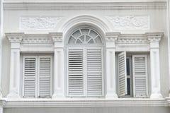 Chinees architectuurfragment stock fotografie