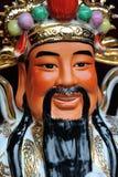 Chinees beeldhouwwerk Stock Fotografie