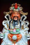 Chinees beeldhouwwerk Royalty-vrije Stock Foto's