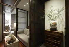 Chinees Clubhuis Royalty-vrije Stock Afbeeldingen