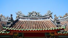 Chinees Dak royalty-vrije stock foto's