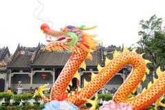 Chinees de lentefestival van 2012 in guangzhou Royalty-vrije Stock Afbeeldingen