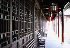 Chinees Deuren en Venster Royalty-vrije Stock Foto's