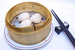 Chinees Dim Sum Stock Afbeelding