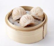 Chinees Dim sum 'Hagao' stock afbeelding