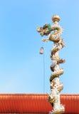 Chinees draakbeeld Stock Afbeeldingen