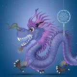Chinees draakmasker vector illustratie
