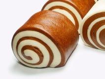 Chinees gestoomd brood stock foto's