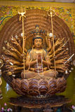 Chinees godinstandbeeld Stock Foto