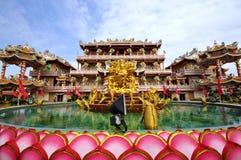 Chinees heiligdom Stock Afbeelding