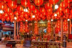 Chinees heiligdom een plaats beschouwd zoals heilig royalty-vrije stock foto