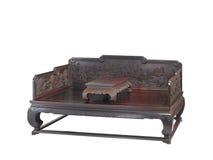 Chinees klassiek meubilair van ming-Stijl Stock Afbeeldingen